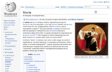 http://it.wikipedia.org/wiki/Storia