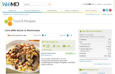 http://www.webmd.com/food-recipes/corn-with-bacon-and-mushrooms