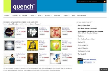 http://quenchshops.wordpress.com/2011/10/15/breaking-news-quench-online-shop-goes-live/
