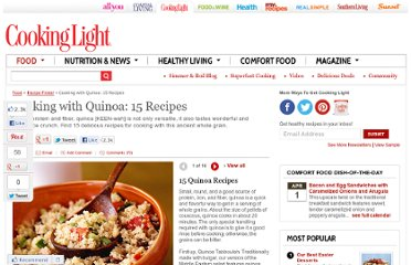 http://www.cookinglight.com/food/recipe-finder/cooking-with-quinoa-00412000073996/