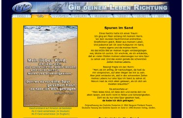 http://www.life-is-more.at/life/gedichte/spuren_im_sand.php