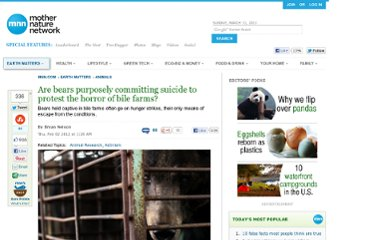 http://www.mnn.com/earth-matters/animals/stories/are-bears-purposely-committing-suicide-to-protest-the-horror-of-bile-f