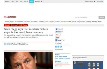 http://www.guardian.co.uk/politics/2011/sep/05/nick-clegg-britain-expects-teachers