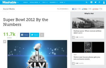 http://mashable.com/2012/02/04/super-bowl-2012-by-the-numbers/