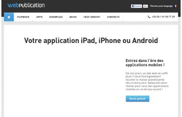 http://www.webpublication.fr/application/applications-ipad-a-iphone