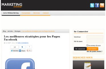 http://www.marketing-internet.com/articles/strategie/meilleures-strategies-pages-facebook.html