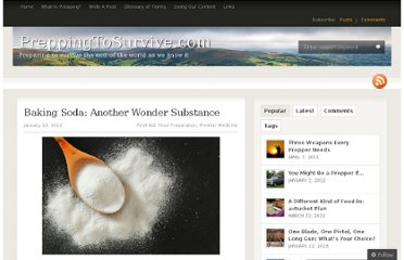 http://preppingtosurvive.com/2012/01/13/baking-soda-another-wonder-substance/