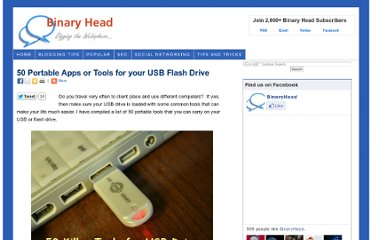 http://www.aboutonlinetips.com/portable-app-for-usb-drive/