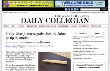 http://dailycollegian.com/2012/02/01/marijuana-health-claims-go-up-in-smoke/