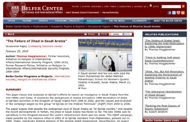 http://belfercenter.ksg.harvard.edu/publication/20005/failure_of_jihad_in_saudi_arabia.html?breadcrumb=%2Fexperts%2F1825%2Fthomas_hegghammer