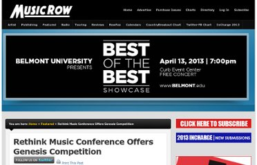http://www.musicrow.com/2012/01/rethink-music-conference-offers-genesis-competition/