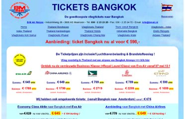 http://www.bmair.nl/Ticket-Bangkok.htm