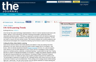 http://thejournal.com/Articles/2012/02/02/5-K12-E-Learning-Trends.aspx?Page=1