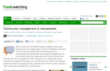 http://www.frankwatching.com/archive/2011/08/15/community-management-is-mensenwerk/