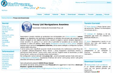 http://www.notrace.it/proxy-list.asp