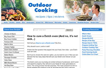 http://www.outdoor-cooking.com/how-to-cure-a-dutch-oven.html