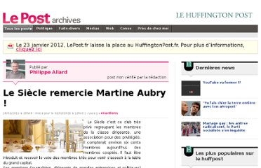 http://archives-lepost.huffingtonpost.fr/article/2011/01/28/2386867_le-siecle-remercie-martine-aubry.html