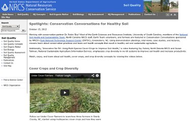 http://soils.usda.gov/sqi/soil_health_videos.html
