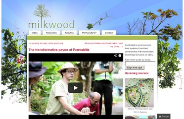http://milkwood.net/2012/02/06/the-transformative-power-of-permablitz/