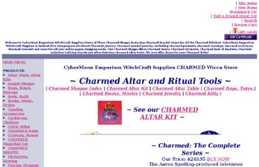 http://witchcraft-supplies.com/CharmedAltar.html