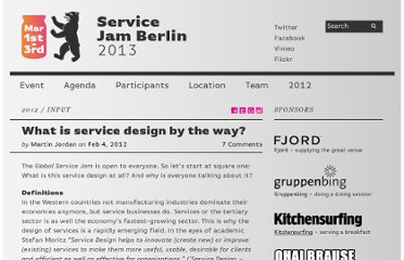 http://www.servicejamberlin.de/what-is-service-design-by-the-way/
