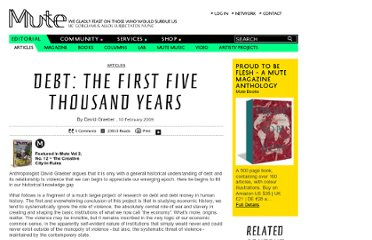 http://www.metamute.org/editorial/articles/debt-first-five-thousand-years