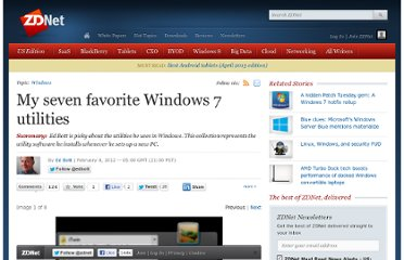 http://www.zdnet.com/photos/my-seven-favorite-windows-7-utilities/6342513