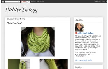 http://hiddendaisyy.blogspot.com/2012/02/chain-loop-scarf.html