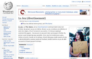 http://fr.wikipedia.org/wiki/Le_Jeu_(mind_game)