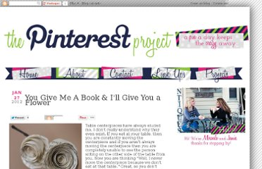 http://pinterest-project.blogspot.com/2012/01/you-give-me-book-ill-give-you-flower.html
