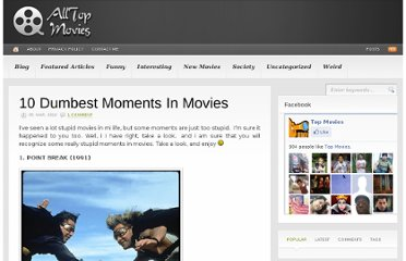 http://www.alltopmovies.net/10-dumbest-moments-movies/