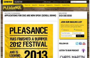 http://www.pleasance.co.uk/edinburgh