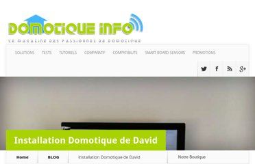 http://www.domotique-info.fr/2012/02/installation-domotique-de-david/
