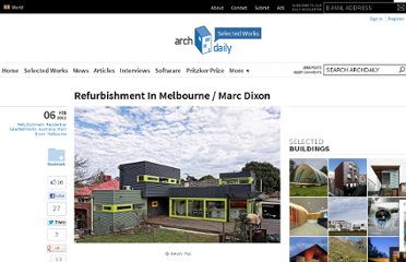 http://www.archdaily.com/204654/refurbishment-in-melbourne-marc-dixon/