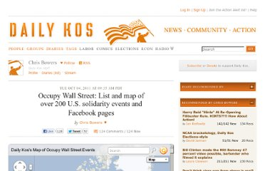 http://www.dailykos.com/story/2011/10/04/1022722/-Occupy-Wall-Street-List-and-map-of-over-200-U-S-solidarity-events-and-Facebook-pages