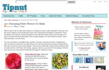 http://tipnut.com/fabric-flowers/