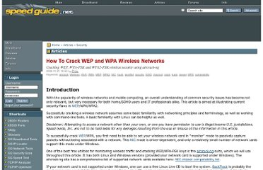 http://www.speedguide.net/articles/how-to-crack-wep-and-wpa-wireless-networks-2724