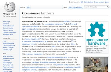https://en.wikipedia.org/wiki/Open-source_hardware