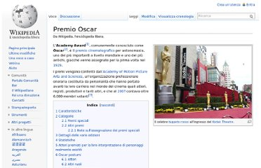 http://it.wikipedia.org/wiki/Premio_Oscar