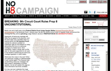 http://www.noh8campaign.com/article/breaking-9th-circuit-court-rules-prop-8-unconstitutional