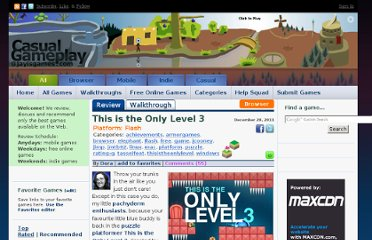 http://jayisgames.com/archives/2011/12/this_is_the_only_level_3.php