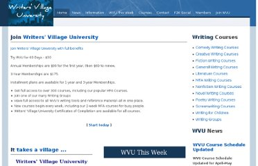 http://www.writersvillage.com/wvu2/