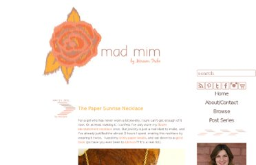 http://madmim.com/the-paper-sunrise-necklace/