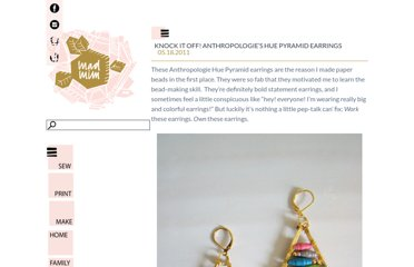 http://madmim.com/knock-it-off-anthropologies-hue-pyramid-earrings/