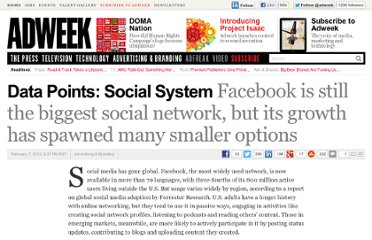 http://www.adweek.com/news/advertising-branding/data-points-social-system-137981