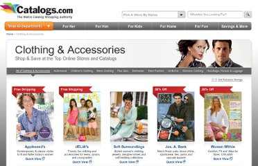Womens Clothing, Teen Fashion &Online Clothing Stores - StumbleUpon