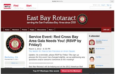 http://www.meetup.com/eastbayrotaract/events/51195312/?a=ea1_lnm&rv=ea1