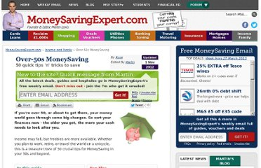 http://www.moneysavingexpert.com/family/over-fifty-pension-checklist#freebies