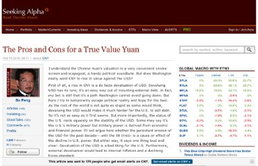 http://seekingalpha.com/article/188595-the-pros-and-cons-for-a-true-value-yuan