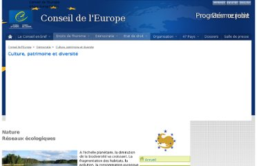 http://www.coe.int/t/dg4/cultureheritage/nature/econetworks/default_fr.asp